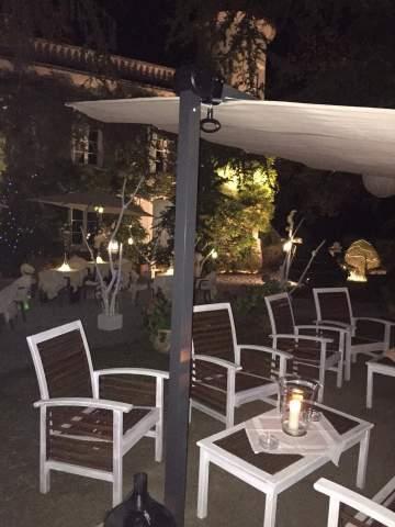 Organisation d'une SOIREE BLANCHE dans un parc privatisé à Castres